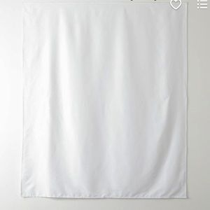 Other - Blank White Cotton Tapestry